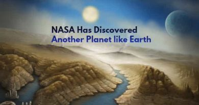 NASA has discovered another Planet like Earth