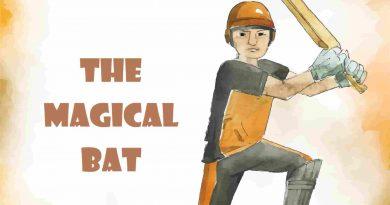 The Magical Bat
