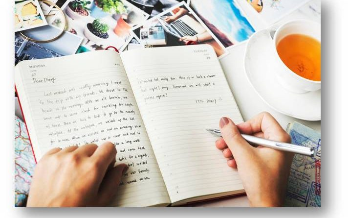 Notebook Day: Stories, Comments, And Memories