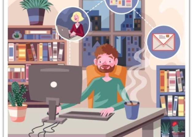 Why Working From Home Is Beneficial?