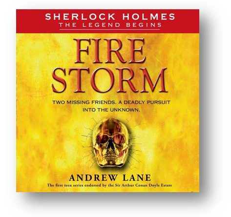 Book Review Fire Storm the Sherlock Holmes Series
