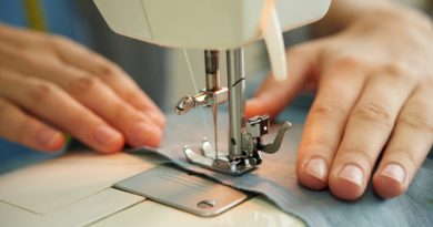 Sewing Machine Day: What was the story behind making it?