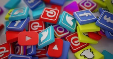 Social Media Day Share, Like, Comment