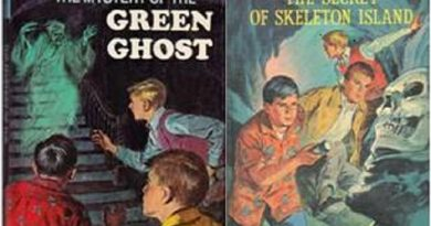 The Three Investigators Book and My Review