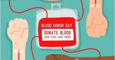 World Blood Donor Day: Safe Blood, Safe Life