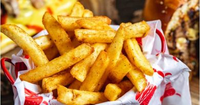 French Fries Day Would you like fries with it