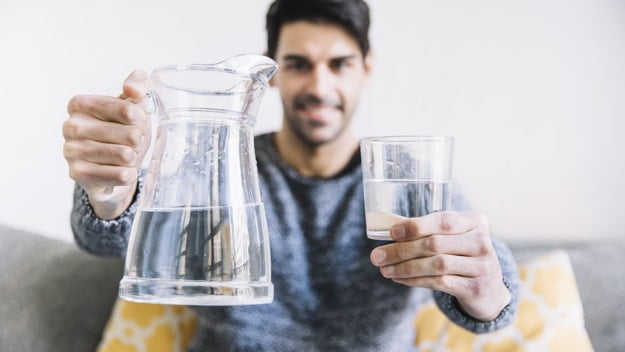 How Much Water to Drink? More Or Less and Its Effects