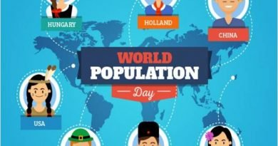 Population Day Growing Problems and Decreasing Resources