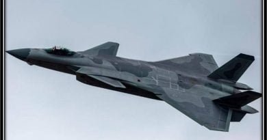 China Builds World's First Two-Seater Stealth Fighter Jet