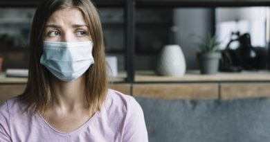 Face Mask: Does Cause A Lack Of Oxygen In The Body?