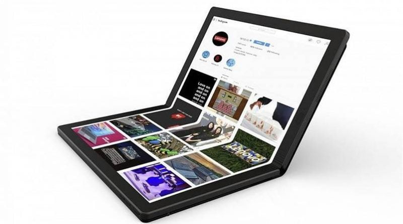 World's First Foldable Laptop Is Now Available To Consumers