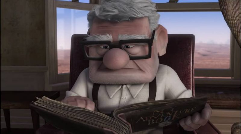 Up film Different Reasons I Totally Identify with the Grandpa