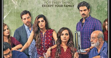 CAKE Review: Oscars Nominated Film From Pakistan