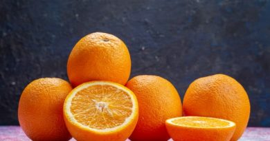 Orange: A Fruit Rich In Nutrients and benefits
