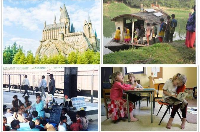 The Strange Schools In The World? Let's Know Them