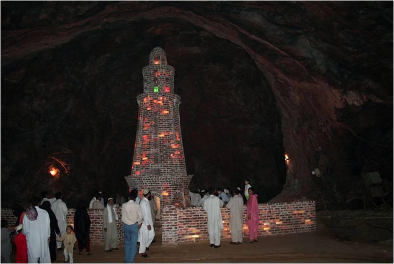 Khewra Salt Mines: World's Second Largest Salt Mines