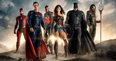 Justice League: Why Is Back With The R Rating