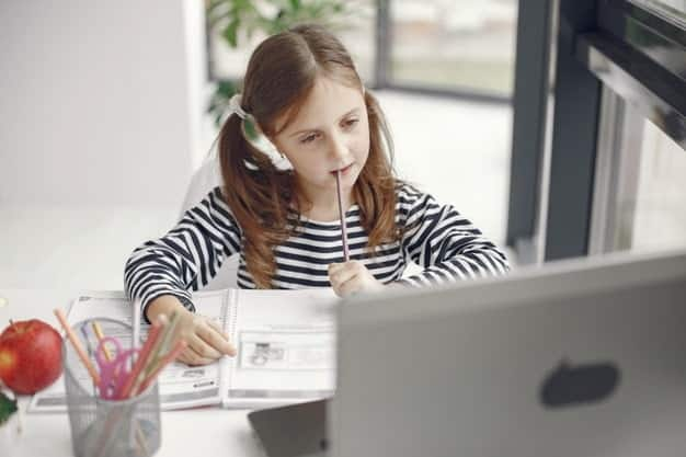 Online Education What To Do If Children Are Bored-min