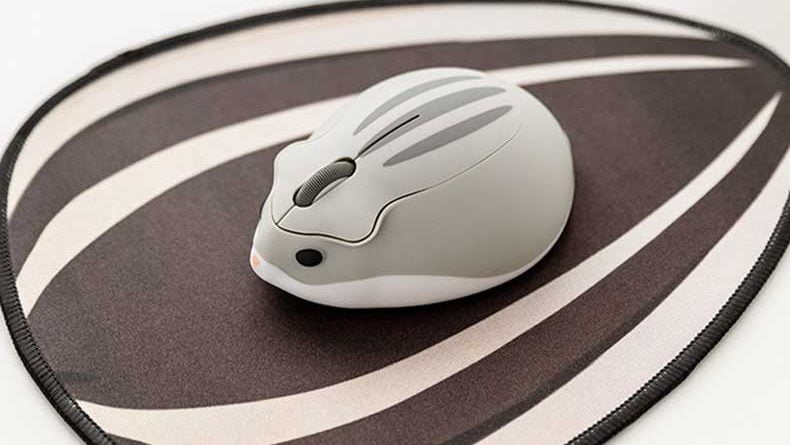 Now The Mouse Will Not Let You Get Tired